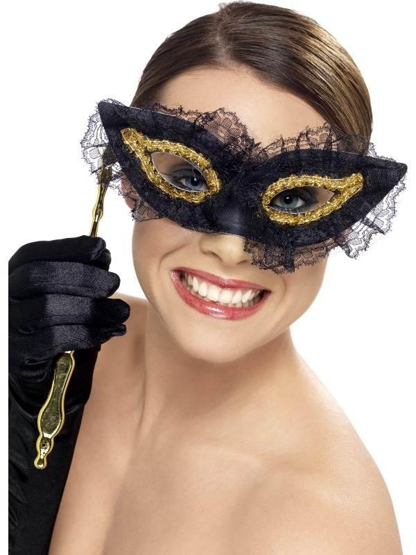 Buono Meticoloso Maschera Occhi Eyemasks, Medievale, Taglia Unica, Unisex-mostra Il Titolo Originale
