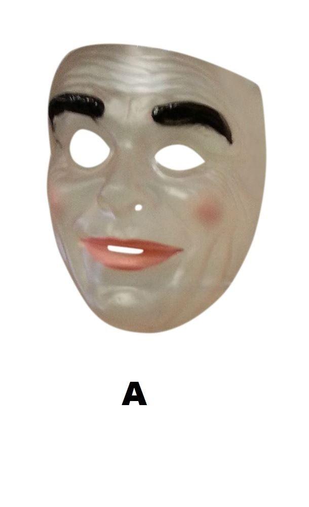 The purge plastic transparent face mask male female halloween film fancy dress ebay - Masque halloween film ...