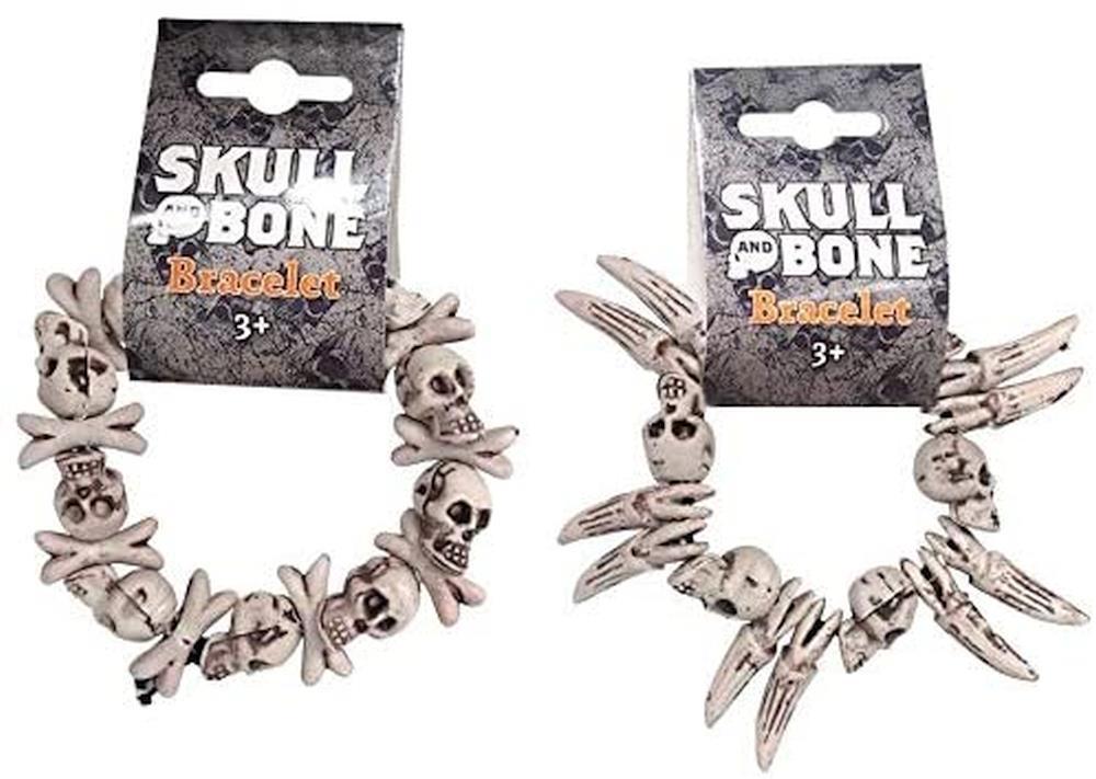 Halloween Versilbert Skelett Totenkopf Haken Ohrringe Ohrhänger B2ni eNwrg