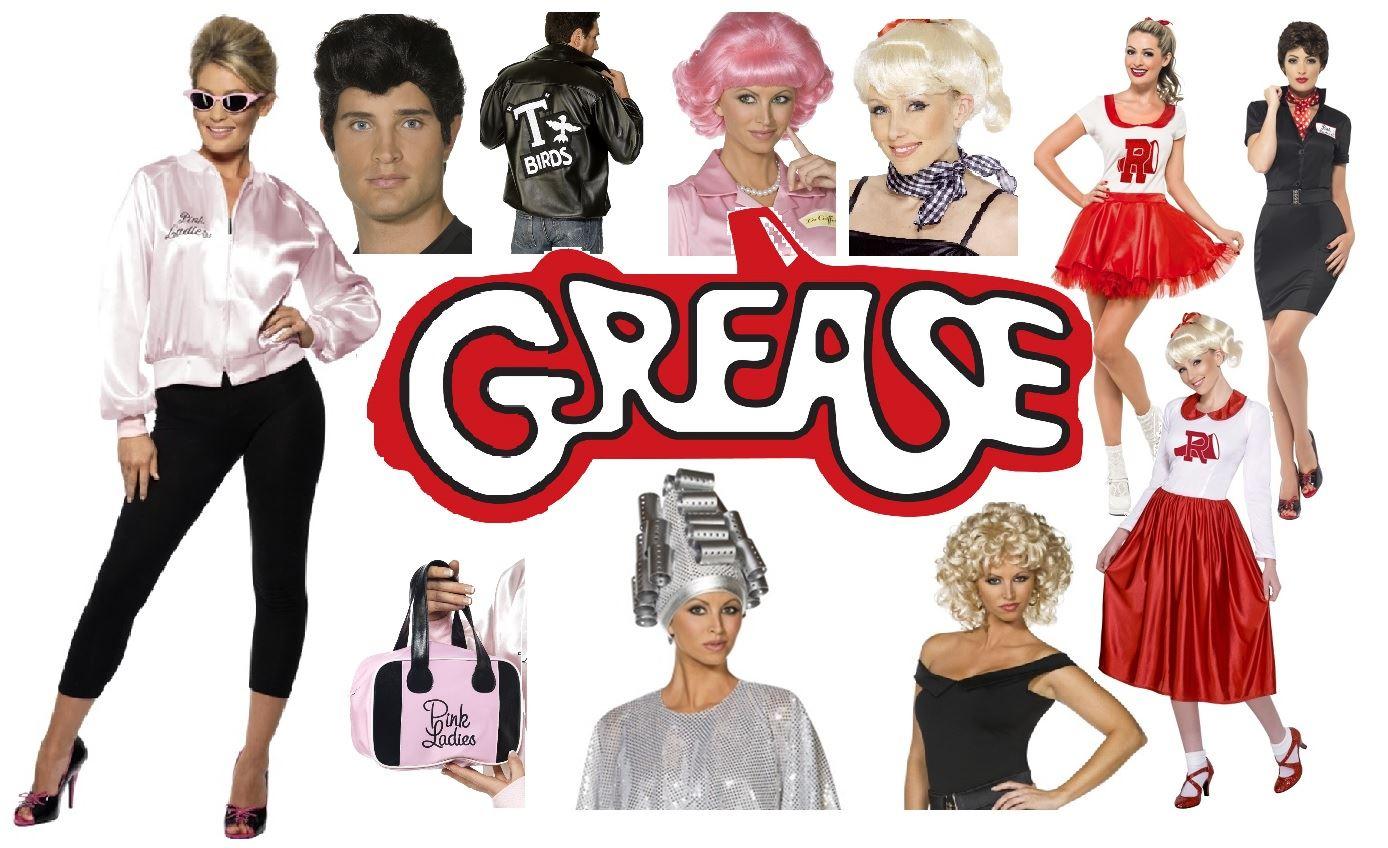 Détails sur Officiel licencié graisse pink lady / T,Bird Jacket / costumes  / wigs / verres, toutes les tailles, afficher le titre d\u0027origine