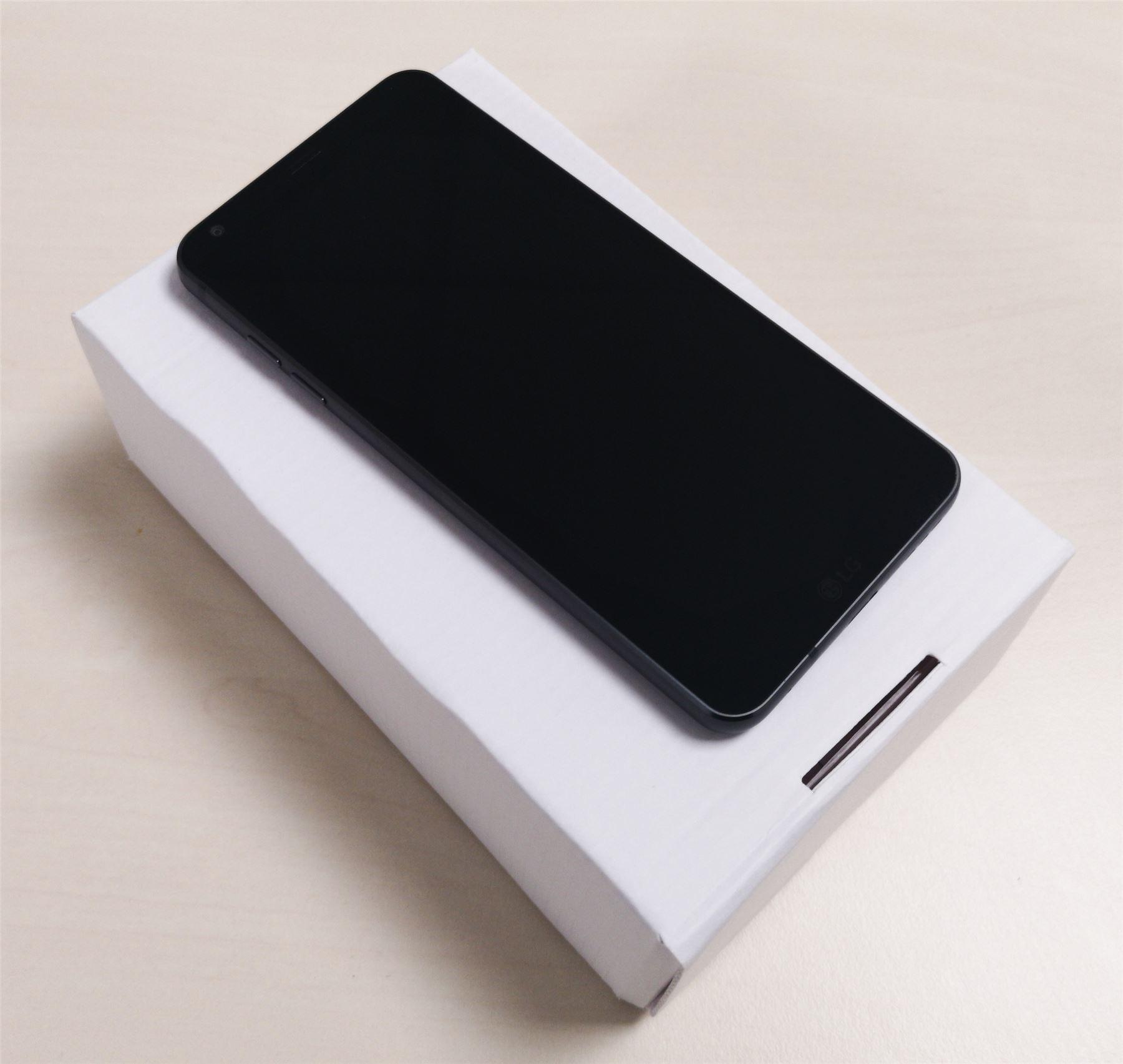 Details about LG G6 H870 PRISTINE CONDITION - 32GB - 4GB RAM - 13MP - BLACK  - UNLOCKED