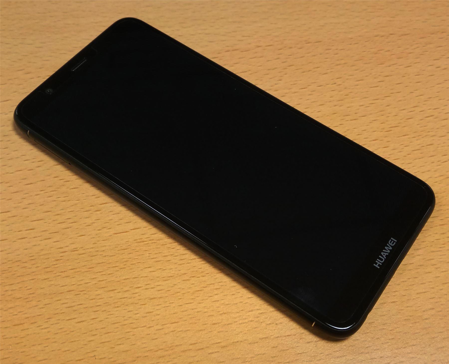 Détails sur NEUF HUAWEI P Smart 32 Go 13MP - 4 G LTE-Double  Caméra-Noir-Débloqué- afficher le titre d'origine