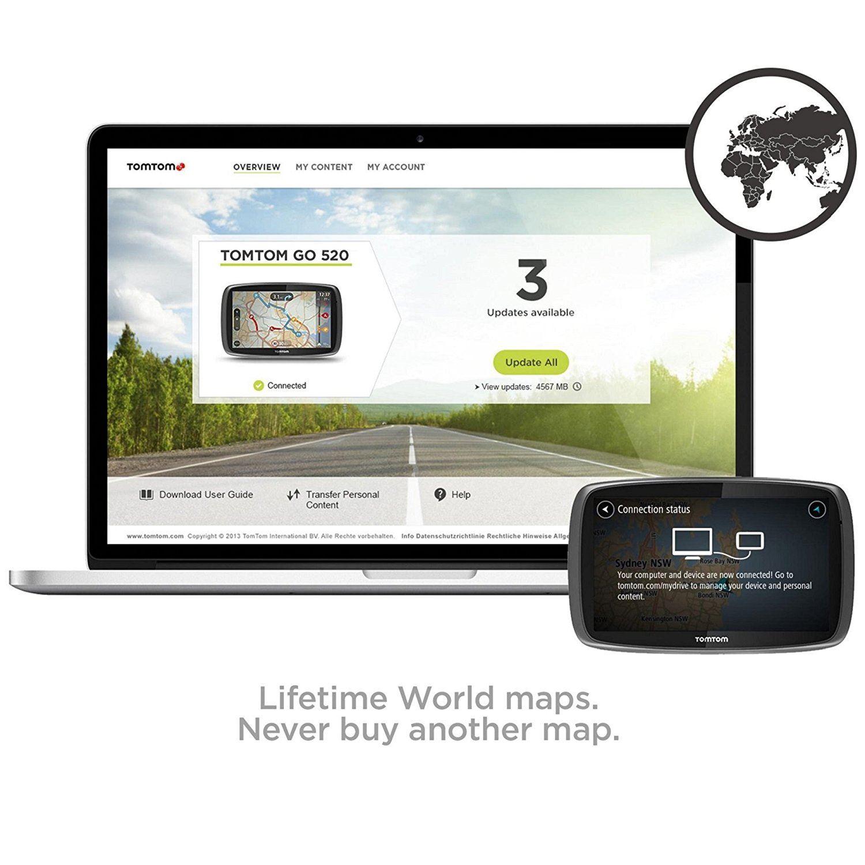 Tomtom Via Manual Ebook Go Charger Wiring Diagram Pdf Download Rh Manualslib Com Array Brand New 5200 Wifi Lifetime World Maps Sim Data Ebay Co