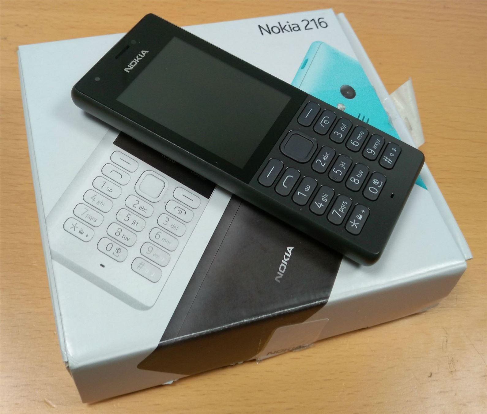 Nokia 216 Pristine Condition Vga Camera Black Boxed Unlocked 105 Single Sim Handphone Sentinel