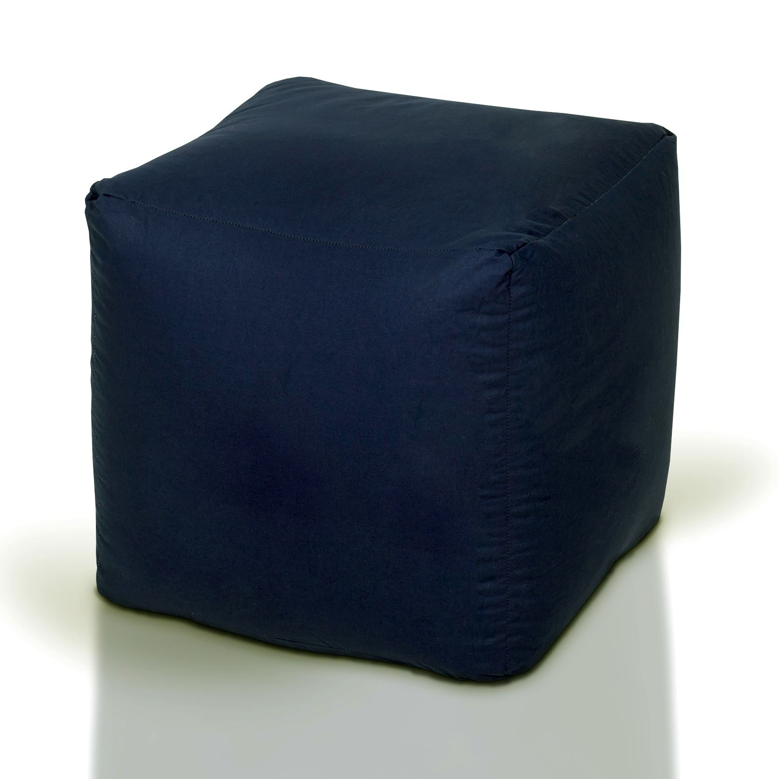 Bean-Bag-Childrens-Kids-Girls-Boys-Footstool-Rest-Pouffe-Cube-Box-Seat-Filled