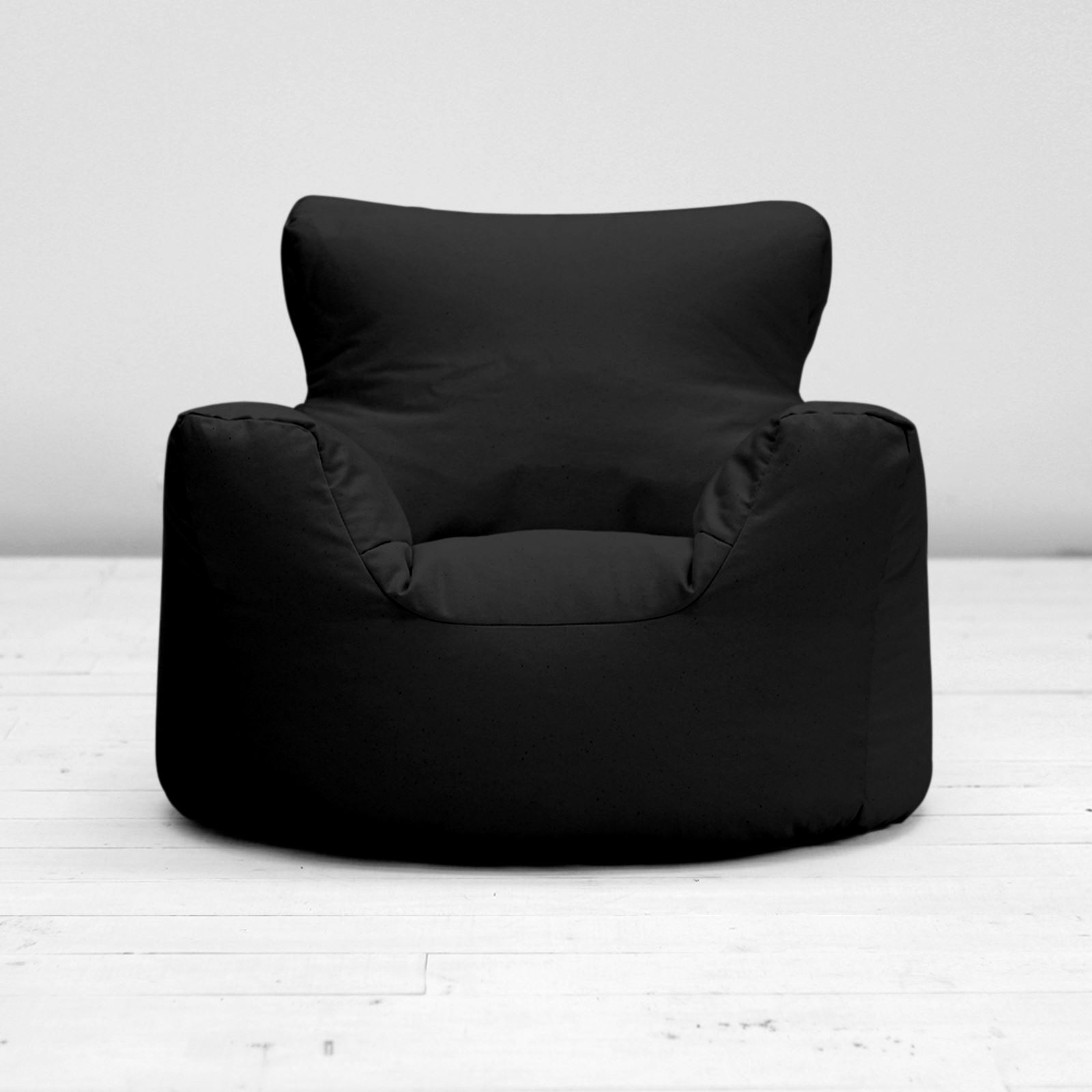 Childrens-Kids-Boys-Girls-100-Cotton-Chair-Seat-Beanbag-Bean-Bag-with-Filling