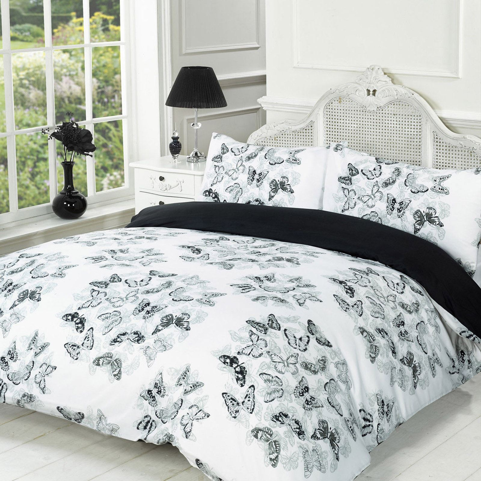 Trasign Modern Duvet Cover Queen with Trees Printed Pillowcases Kids Cotton Duvet Comforter Cover Soft Striped Bedding Set for Boys and Girls, Queen. by Trasign. $ $ 55 98 Prime. FREE Shipping on eligible orders. Only 9 left in stock - order soon. out of 5 stars