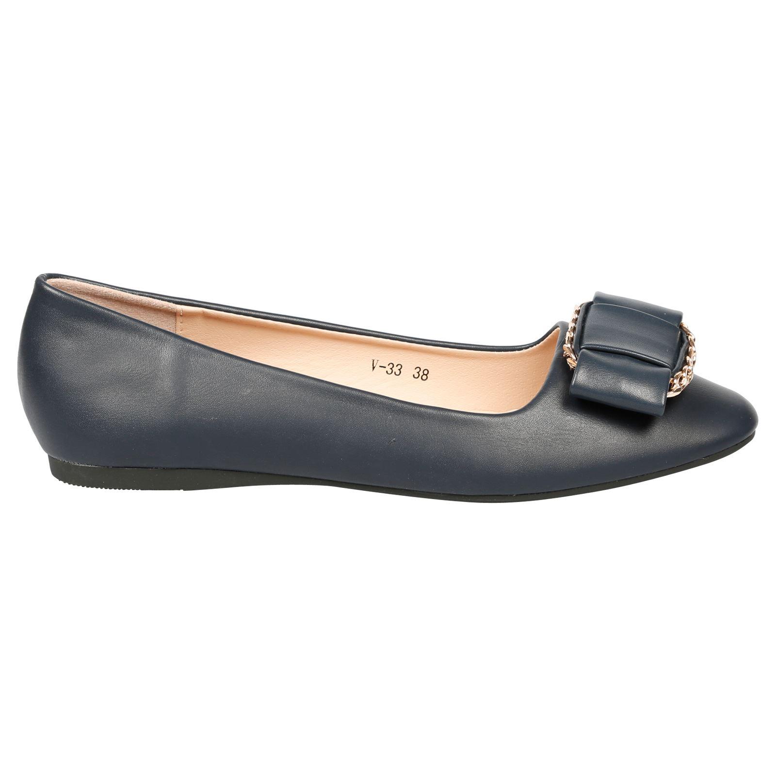 Damen Ballerinas  zapatos  36 Loafers Flats 741m Pumps 36  37 38 39 40 41 ac648c