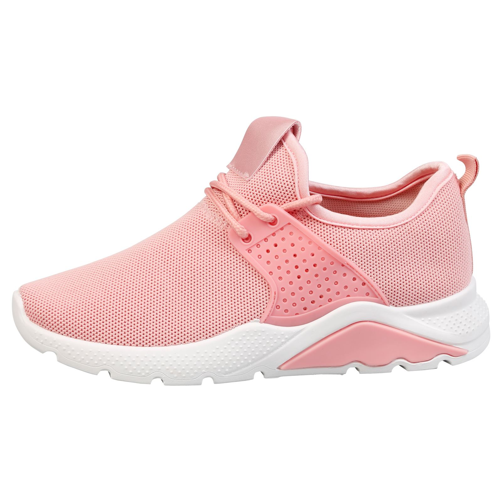 WOMENS-SHOES-LADIES-TRAINERS-SNEAKERS-COMFORT-CASUAL-MESH-PUMPS-GYM-FASHION-SIZE