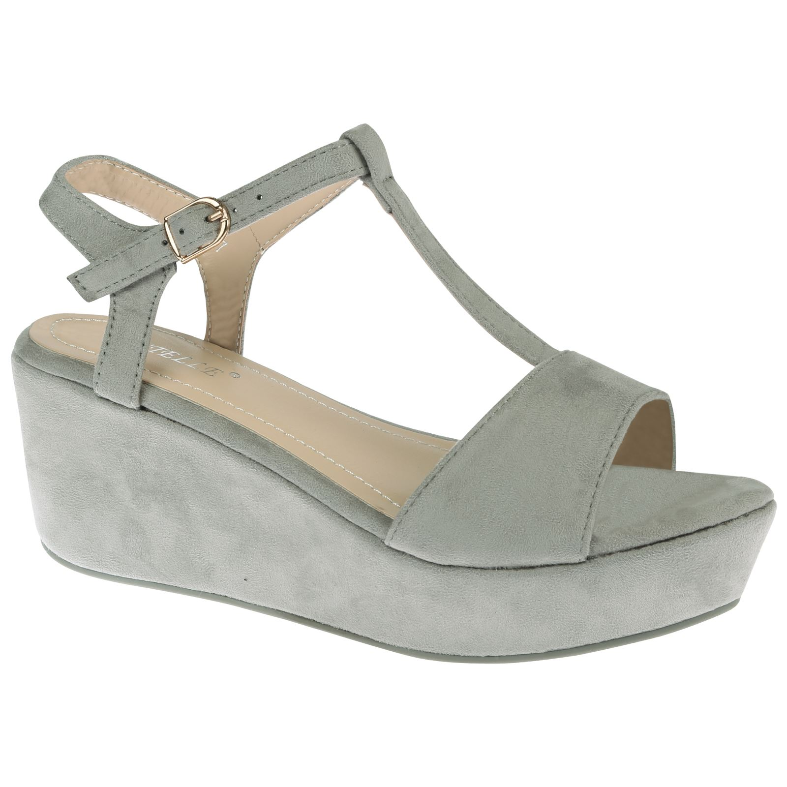 Moana-Womens-Mid-Wedges-Heels-T-Bar-Sandals-Ladies-Ankle-Strap-Style-Shoes-Size