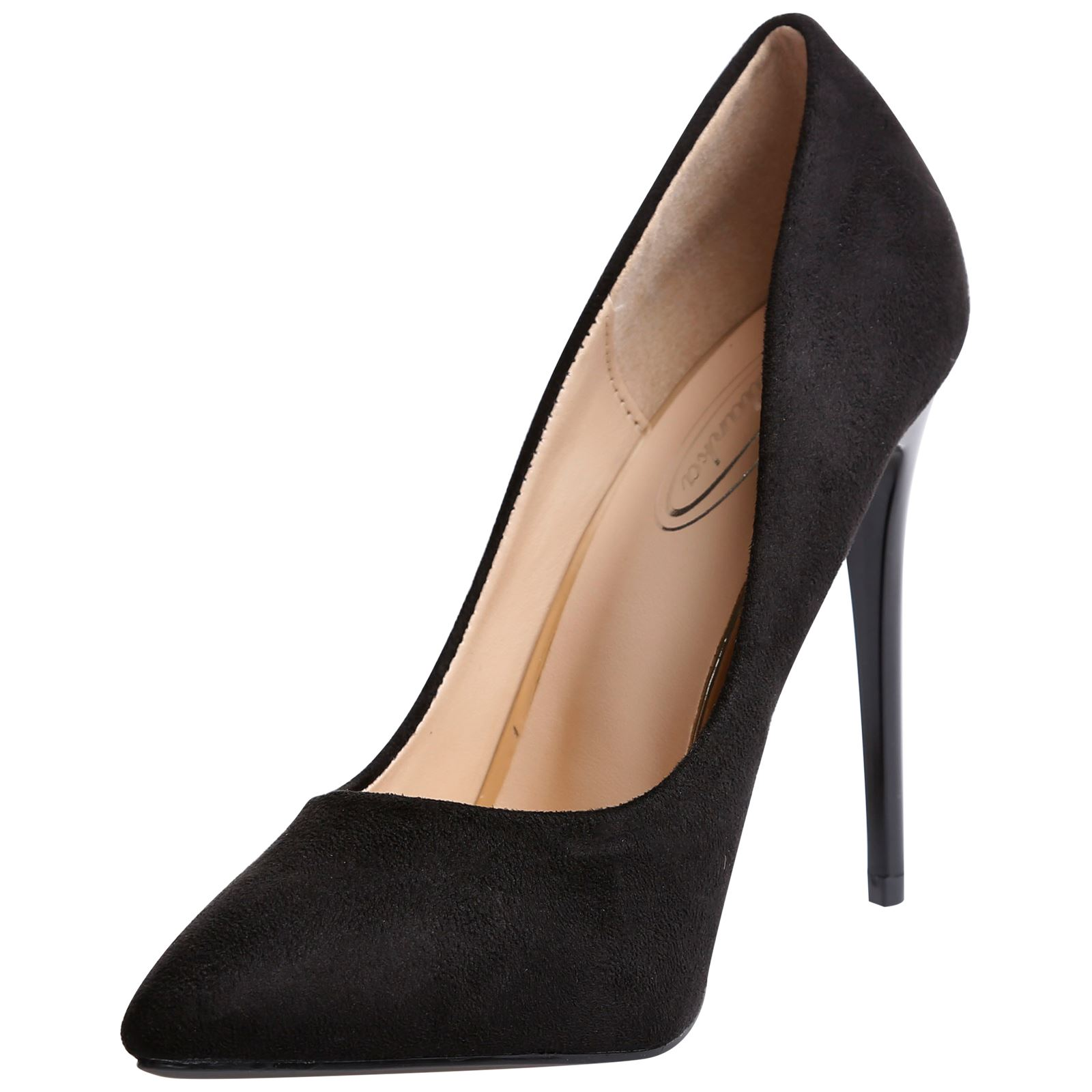 Danita-Womens-Stilettos-High-Heels-Pointed-Toe-Court-Shoes-Ladies-Pumps-Size-New