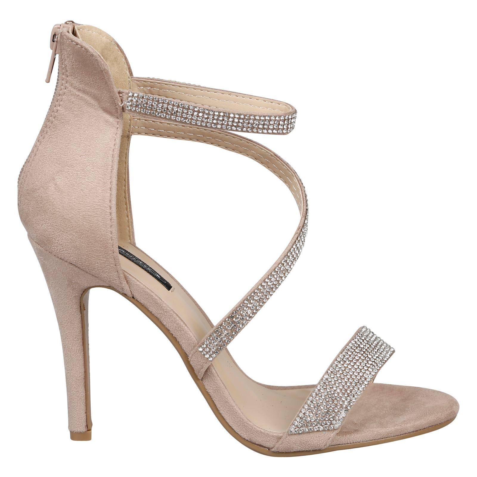 Chaussures Mode Sandales Hilda De Été La Bretelles La Femmes De Talon À Cheville Diamante Fête WE2YIDH9e