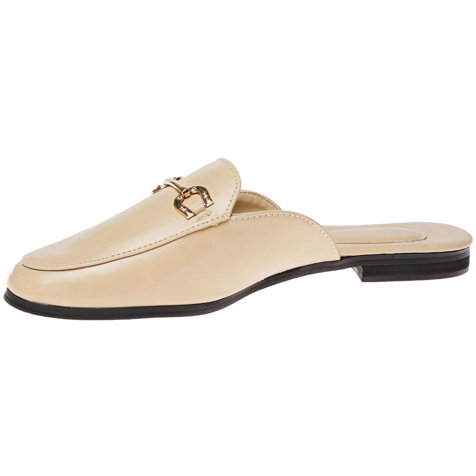 ae907064e08f Dorothy Womens Flats Slip On Backless Loafers Ladies Shoes Mules ...