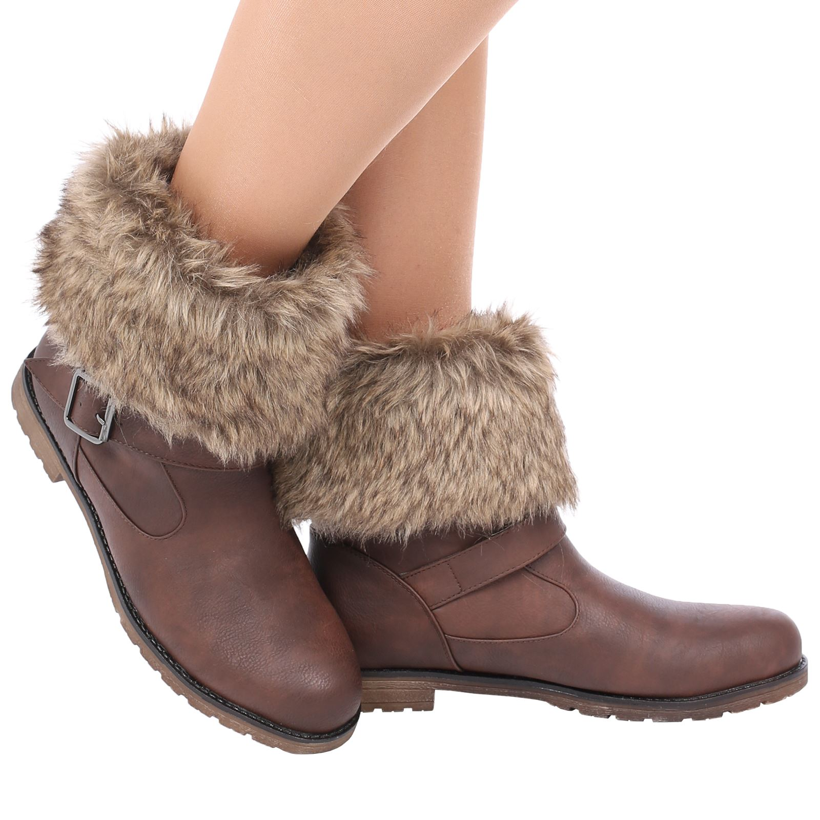 Shop womens fur boots cheap sale online, you can buy winter faux fur boots, fur lined boots, black fur boots, ankle snow boots for women at wholesale prices on magyc.cf FREE Shipping available worldwide.