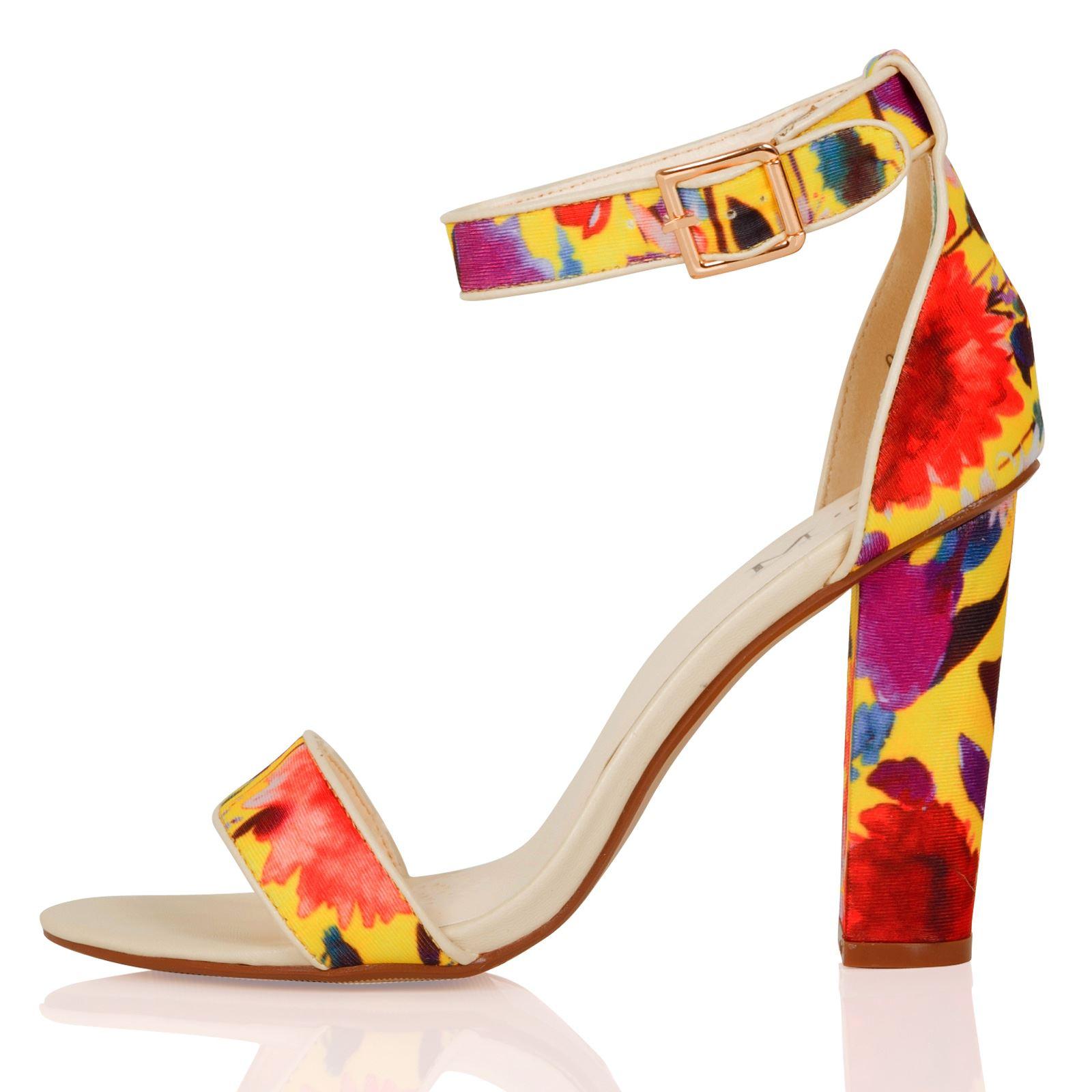 Mujer-Zapatos-De-Tacon-Bloque-Grueso-Zapatos-Damas-Mary-Jane-Mediados-de-Alto-Hebilla-Verano-Nuevo
