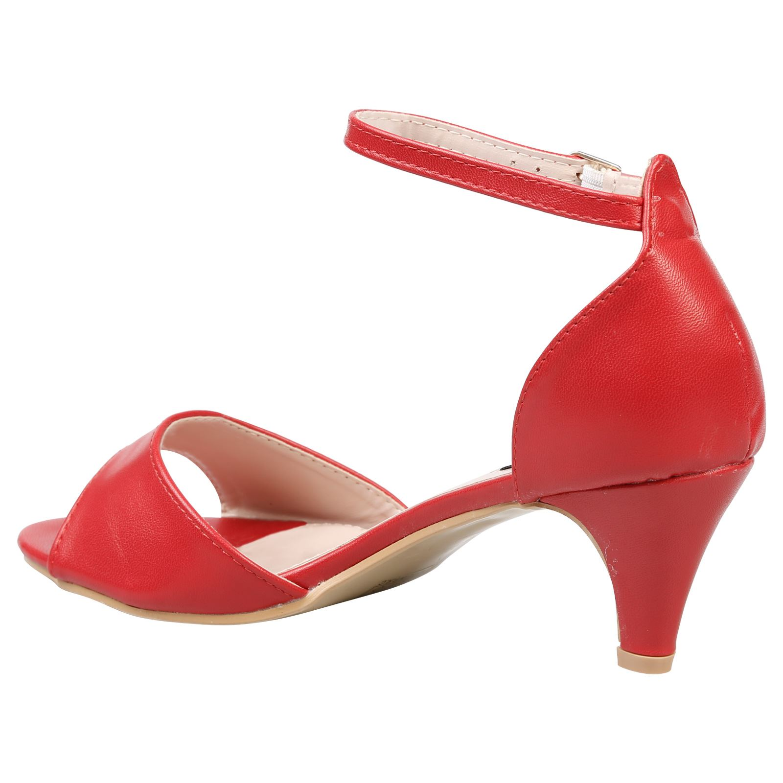 Laurie-Womens-Low-Mid-Kitten-Heel-Ankle-Strap-Sandals-Ladies-Peep-Toe-Shoes-Size