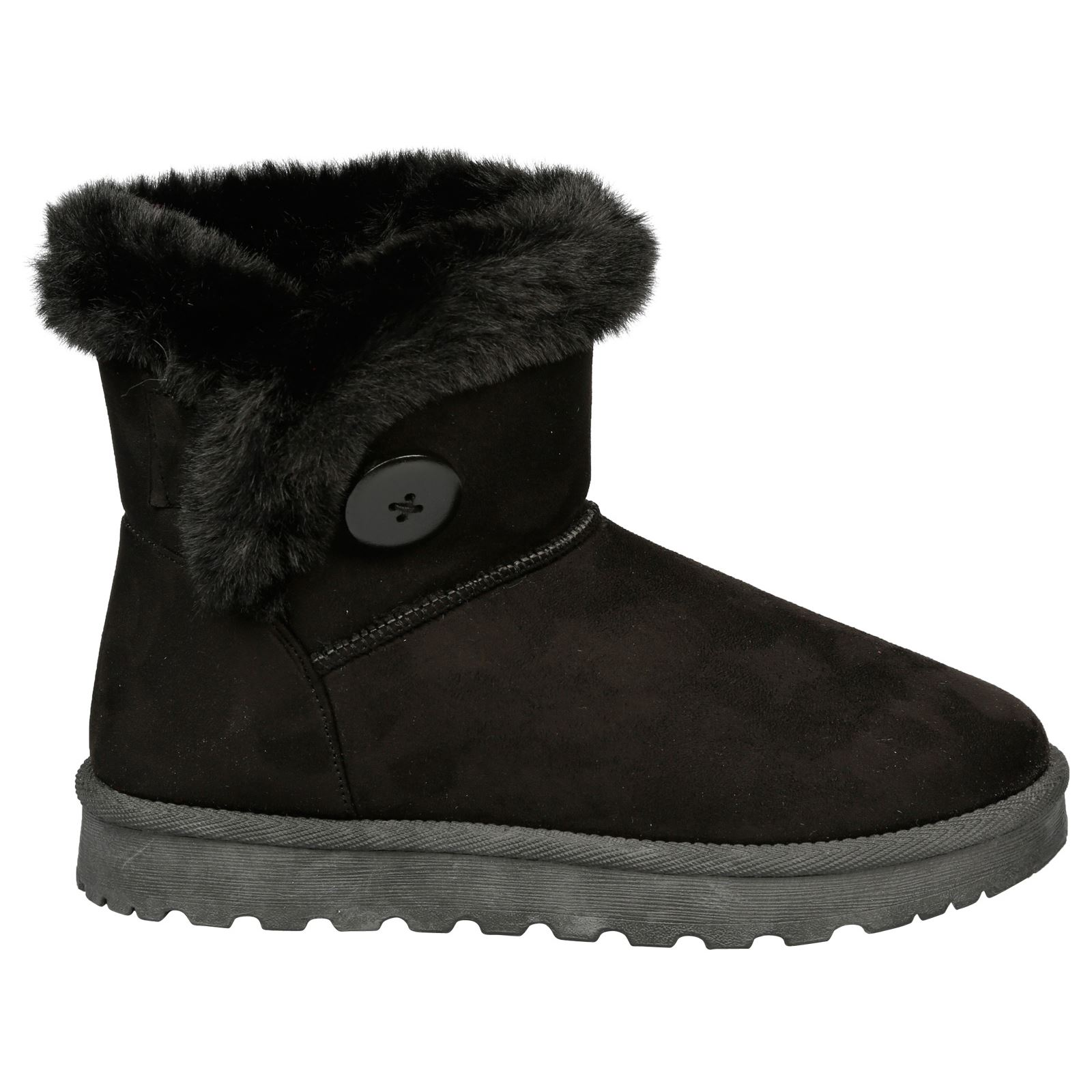 Eliana-Womens-Flatform-Fur-Lined-Flat-Snow-Ankle-Boots-Casual-Ladies-Size-Style thumbnail 3