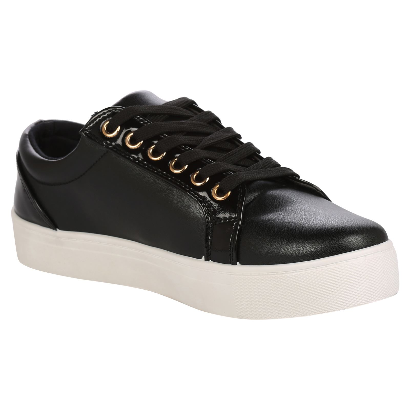 womens shoes ladies trainers pumps plimsolls lace up flats