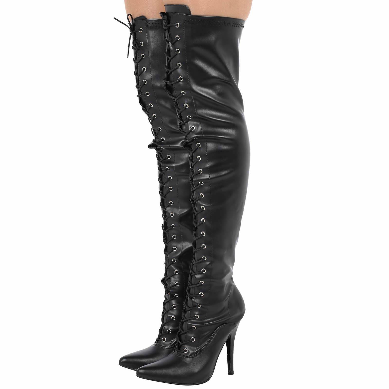 Fetish boots for men
