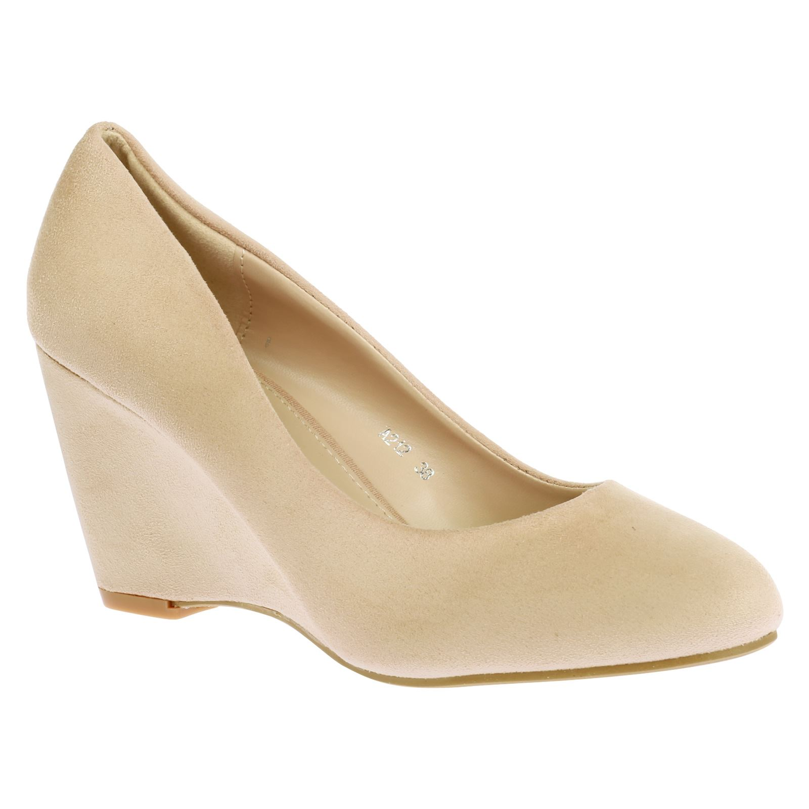 Flat Boot Shoe Template