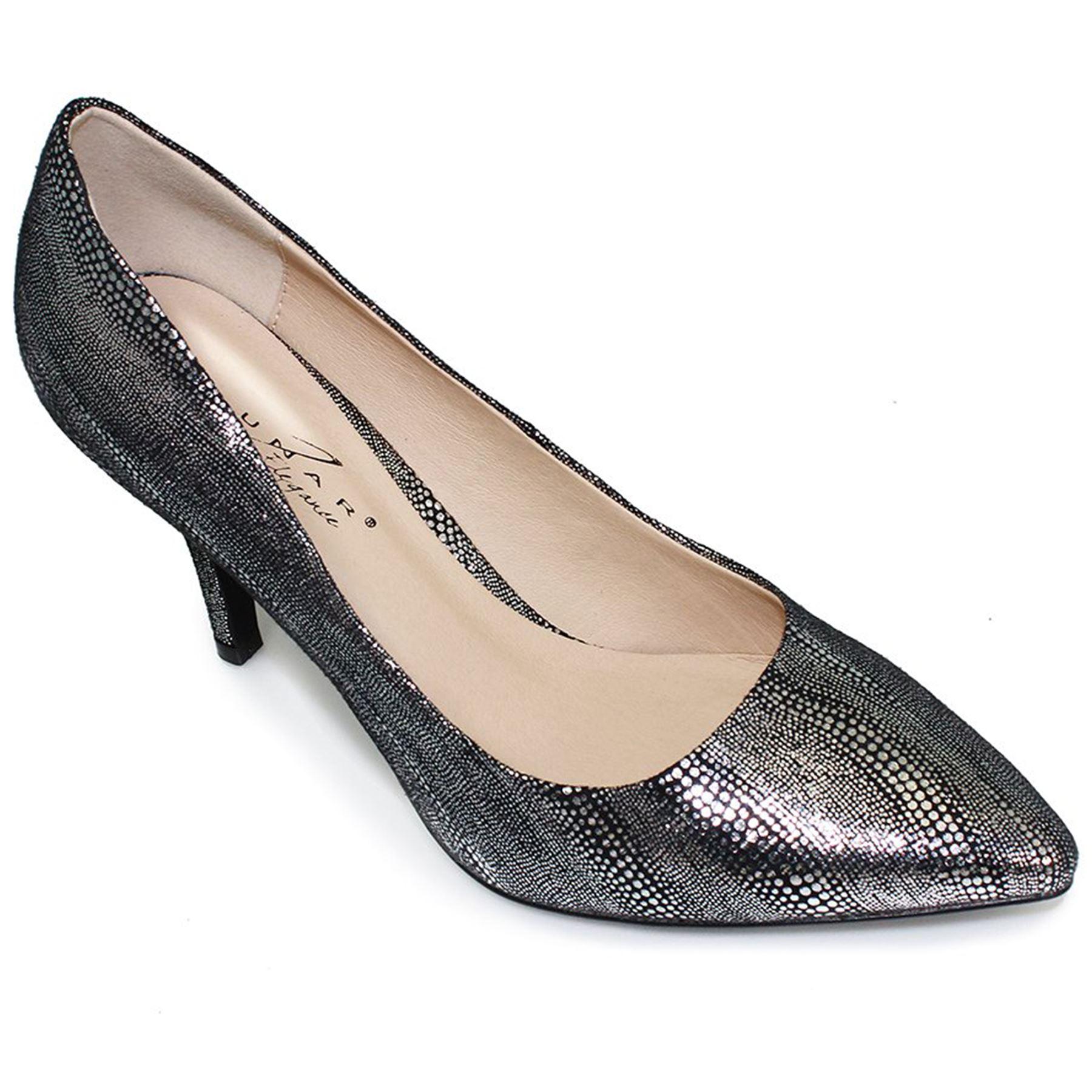 FLV346 Rome Niedrig Courts Damenschuhe Slip On Pointed Toe Snake Niedrig Rome Heels Clutch Bag fe8e77