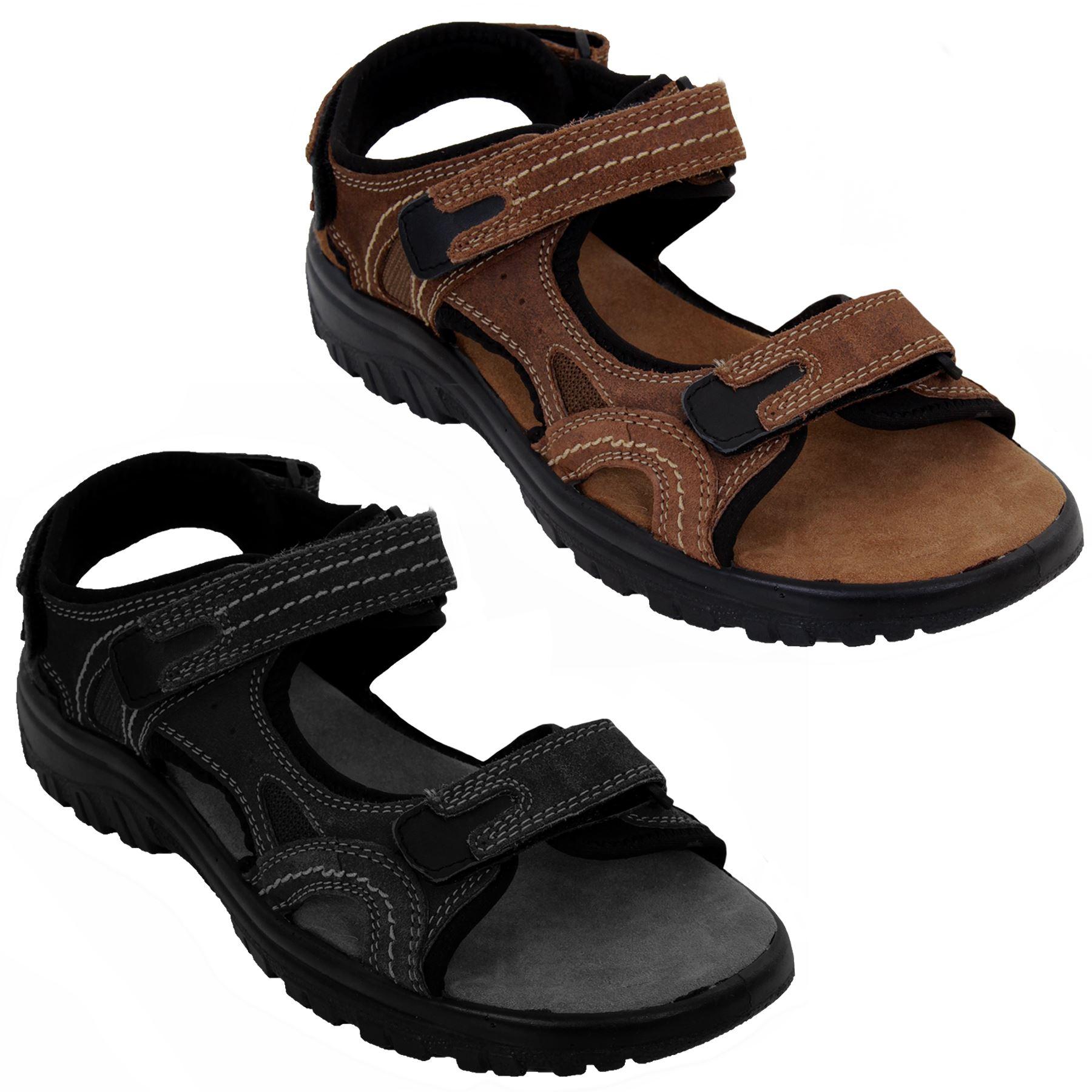 Réglable Sandales Sangle Plage Été Marche Chaussures Confort Homme l1KcFJ