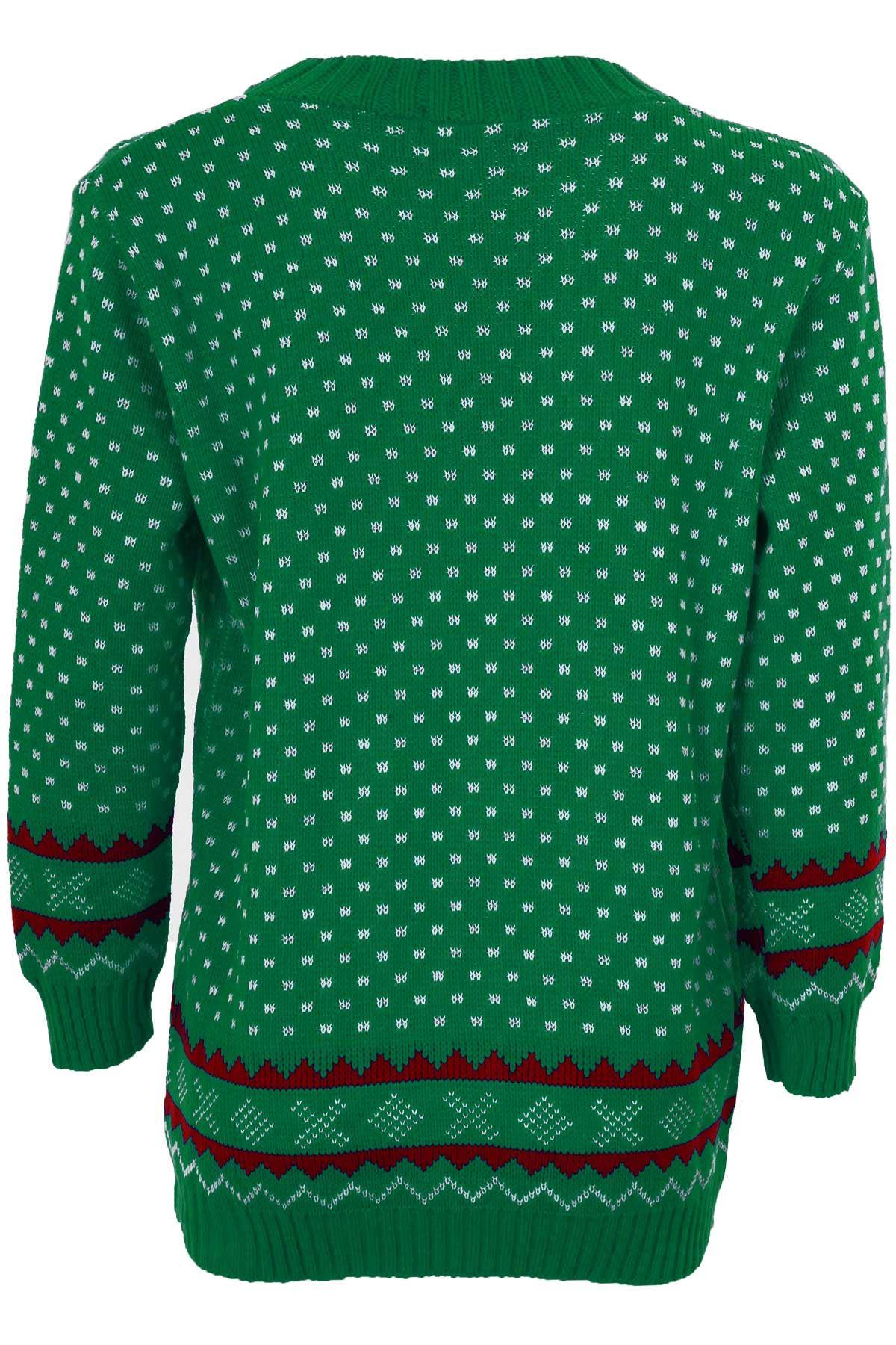 Ladies knitted christmas reindeer snow santa olaf minion womens t ladies knitted christmas reindeer snow santa olaf minion bankloansurffo Images