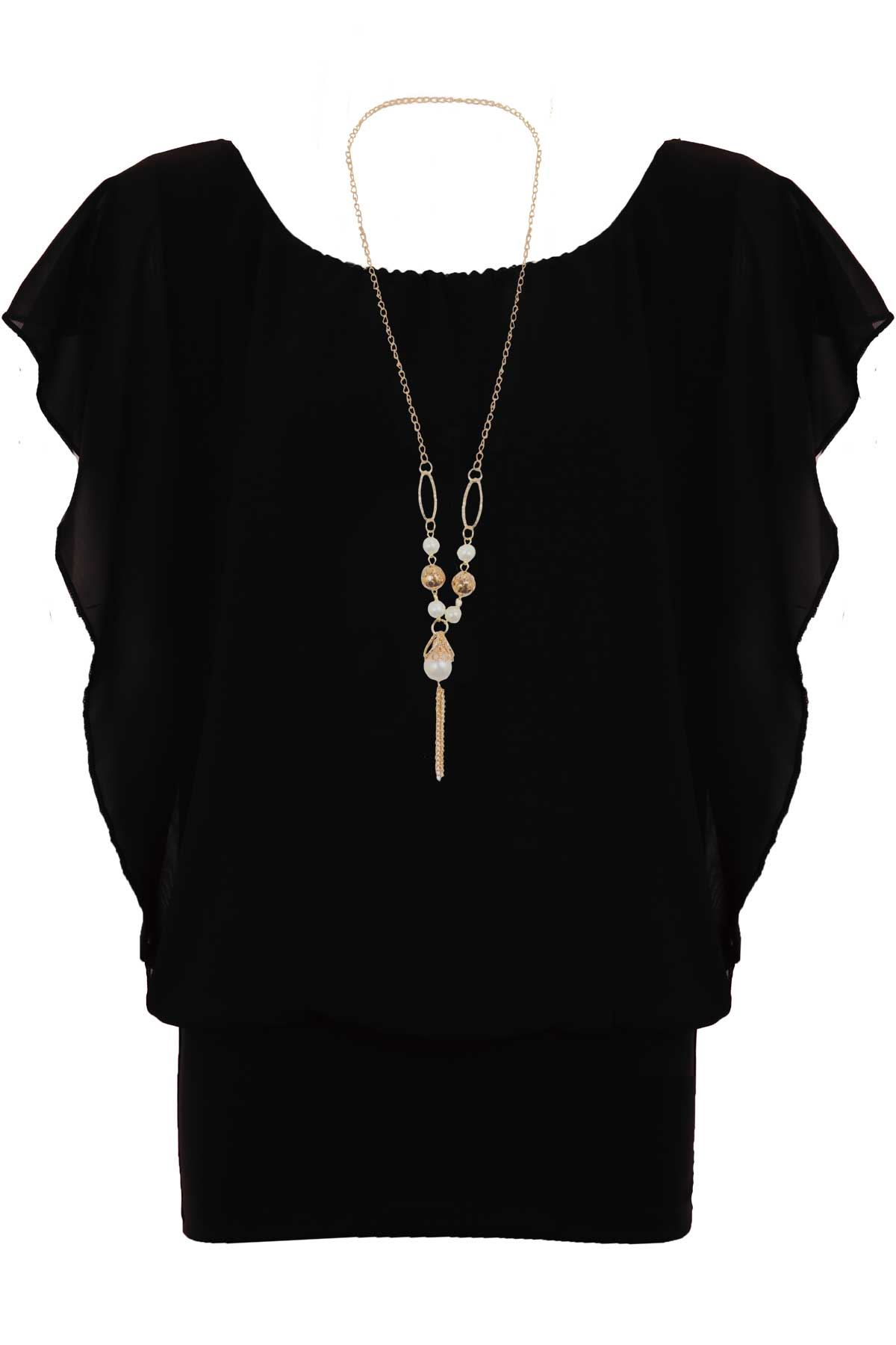 cape london size to necklace p yours with pink free plus top