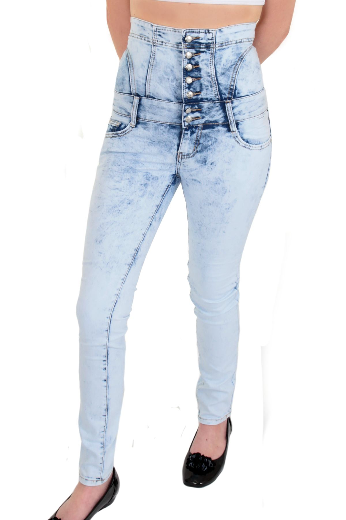 acid wash skinny jeans. Narrow Search Results. By Category. Clothing & Accessories. Clothing. Pants. Women's Pants. Men's Pants. Girls' Pants. Vehicle Parts & Accessories. Price. Dark Blue Acid Wash Distressed Sabine Skinny Jeans - Women