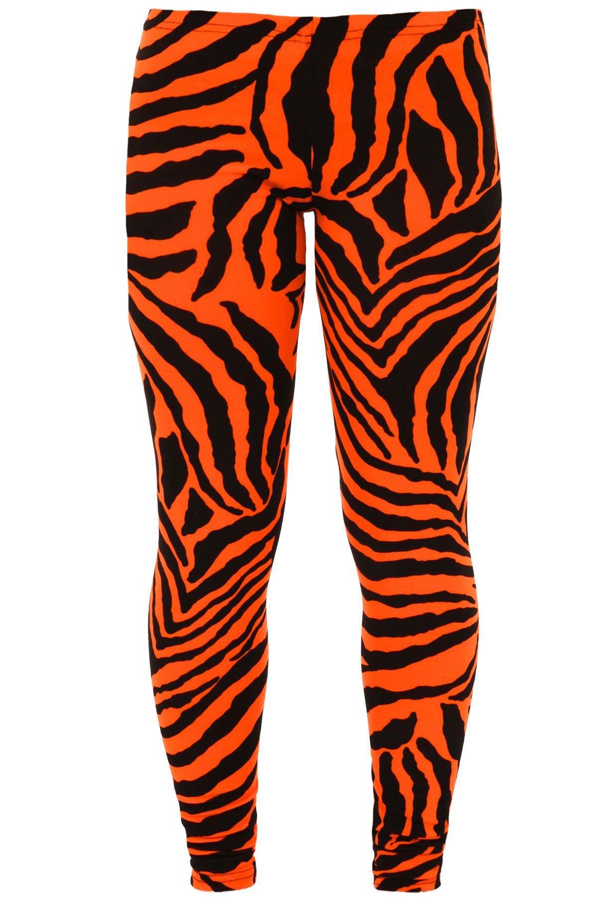 Our Zebra Leggings take an authentic zebra style and mimic the look on these amazing animal print leggings. Every woman's fashio wardrobe needs one or two great looking animal prints and this is one that you are going to find compliments your entire collection.