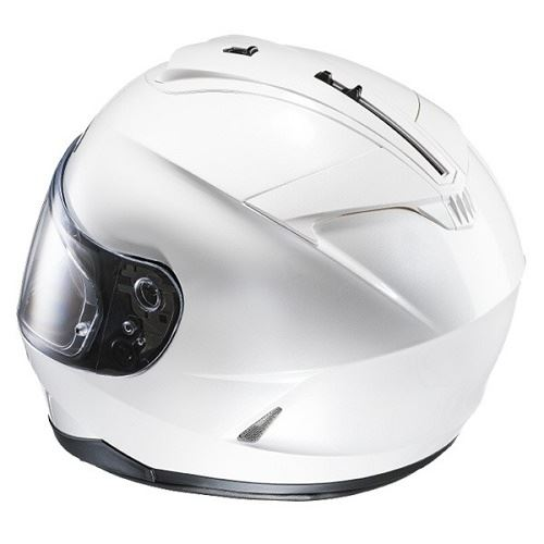 HJC-IS-17-Plain-Full-Face-Motorcycle-Scooter-Crash-Helmet-Free-Pinlock-Insert thumbnail 6