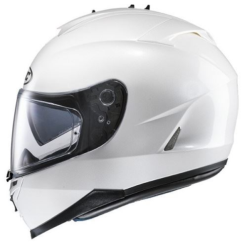 HJC-IS-17-Plain-Full-Face-Motorcycle-Scooter-Crash-Helmet-Free-Pinlock-Insert thumbnail 5