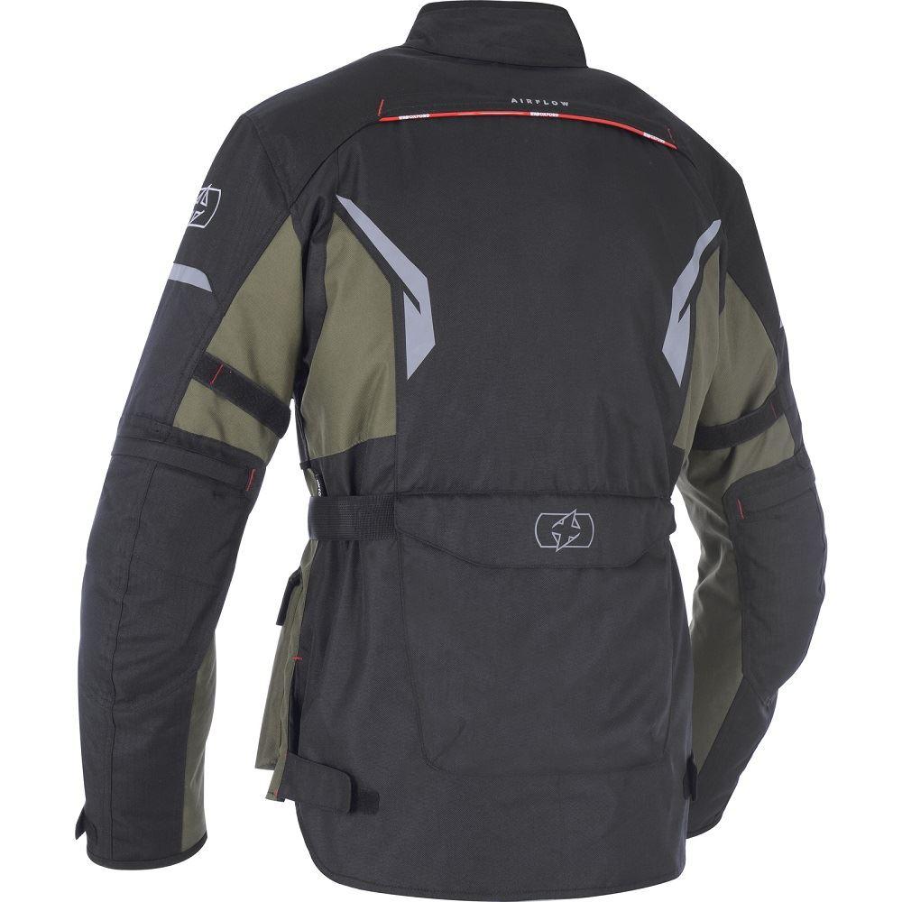 Oxford-Quebec-1-0-Mens-Waterproof-Adventure-Motorcycle-Jacket-Black-Green-Yellow
