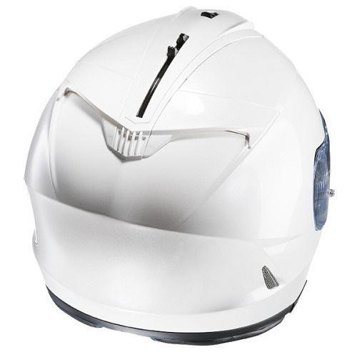 HJC-IS-17-Plain-Full-Face-Motorcycle-Scooter-Crash-Helmet-Free-Pinlock-Insert thumbnail 7