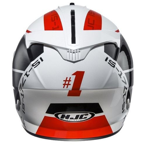 HJC-IS-17-Tridents-Full-Face-Motorcycle-Scooter-Crash-Helmet-Free-Pinlock-Insert thumbnail 4