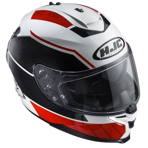 HJC-IS-17-Tridents-Full-Face-Motorcycle-Scooter-Crash-Helmet-Free-Pinlock-Insert thumbnail 3