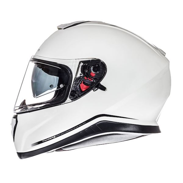 MT-Thunder-3-Full-Face-Motorcycle-Helmet-Matt-Black-Plain-Bike-Crash-Lid-DVS