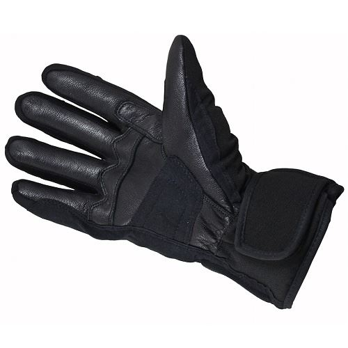 Armr WP525 Motorcycle Winter Gloves Motorbike Winter Black//Fluorescent Yellow