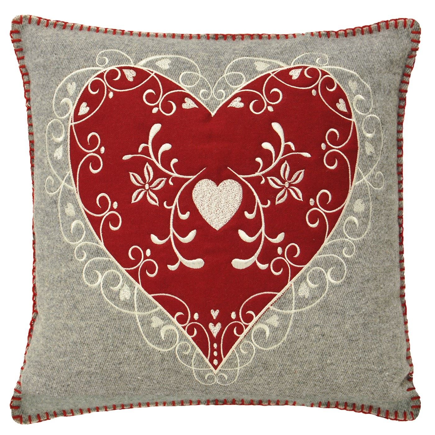 Paoletti Christmas Cushion Cover Scatter Case Festive Xmas