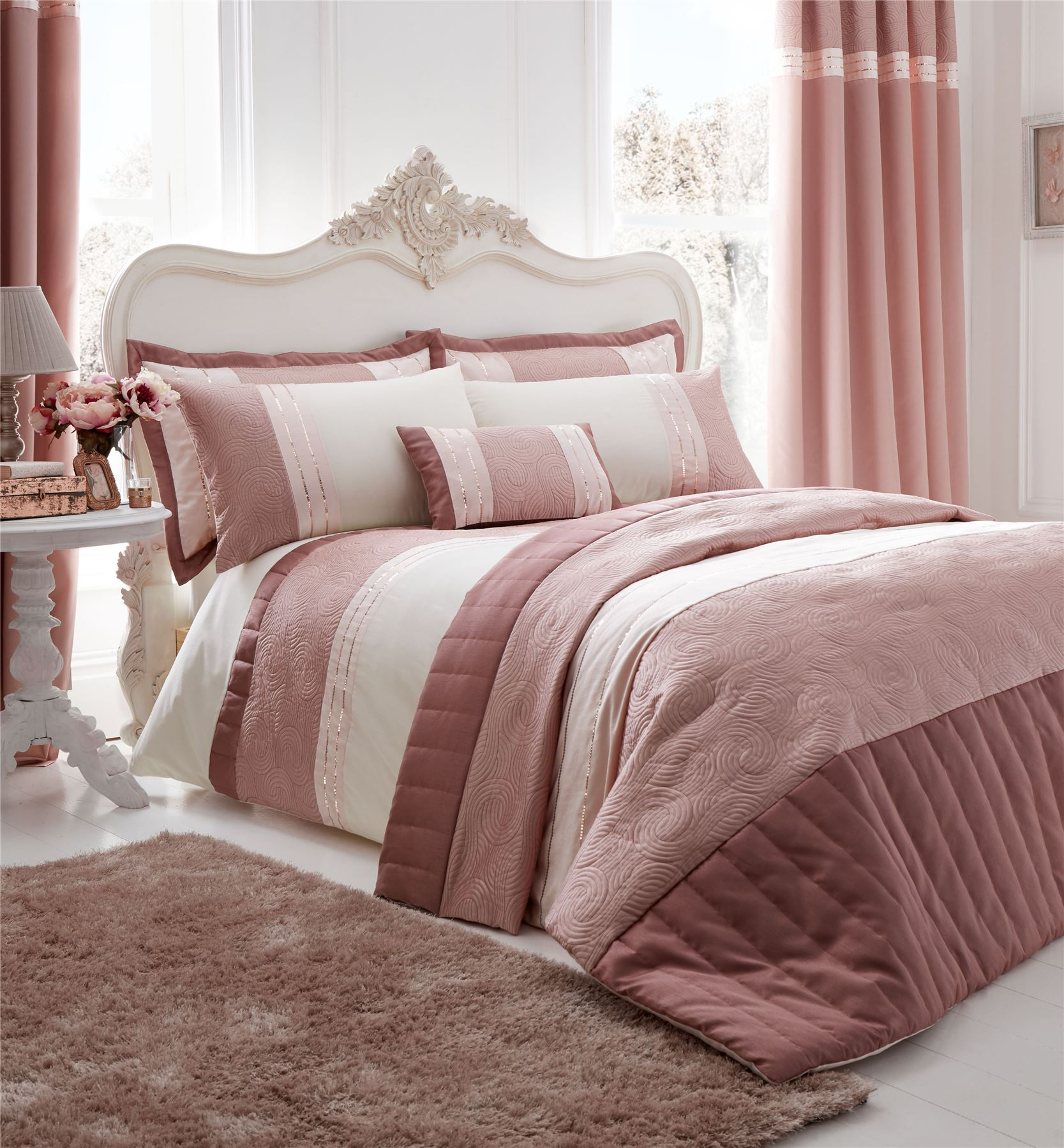 modern quilt duvet cover  pillowcase bed set or bedspread or  - modernquiltduvetcoveramppillowcasebedset