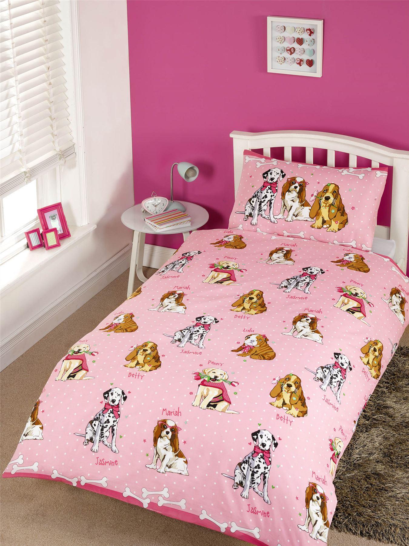 Children kids junior single double quilt duvet covers p for Housses de couette enfant