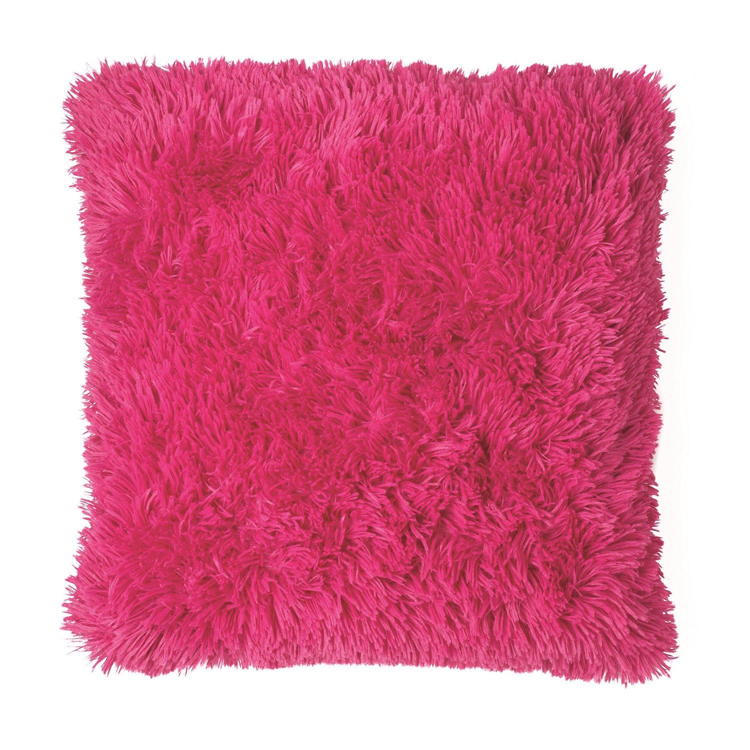 faux fur cushion covers shaggy cuddly soft by designer. Black Bedroom Furniture Sets. Home Design Ideas