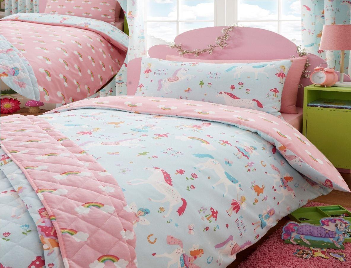 Childrens Quilt Duvet Cover Amp Pillowcase Bedding Sets Or
