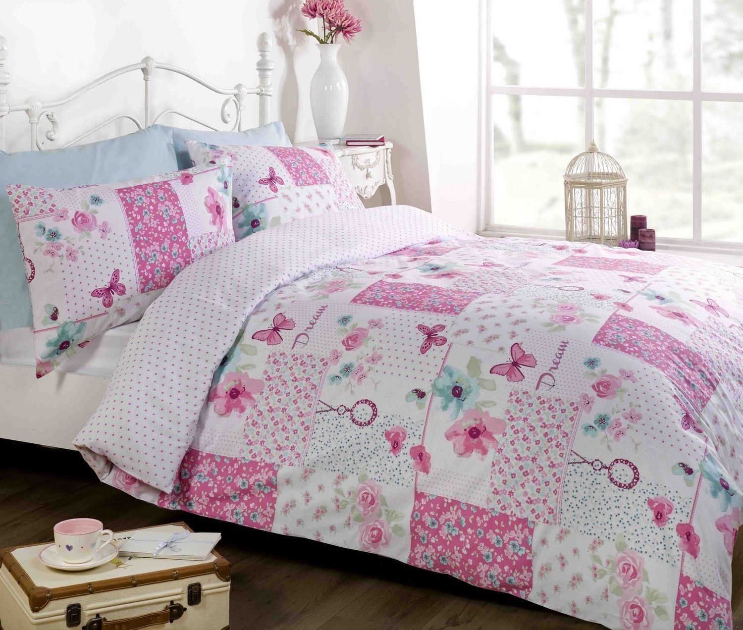 duvet pinterest pin home products hankies famous patchwork cover