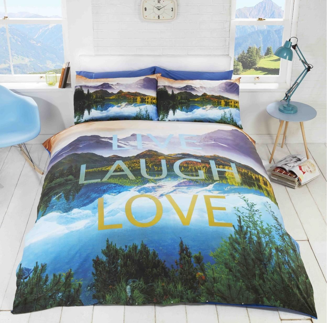 modern duvet cover  pillowcase bedding bed set urban teenager's  - modernduvetcoveramppillowcasebeddingbedset