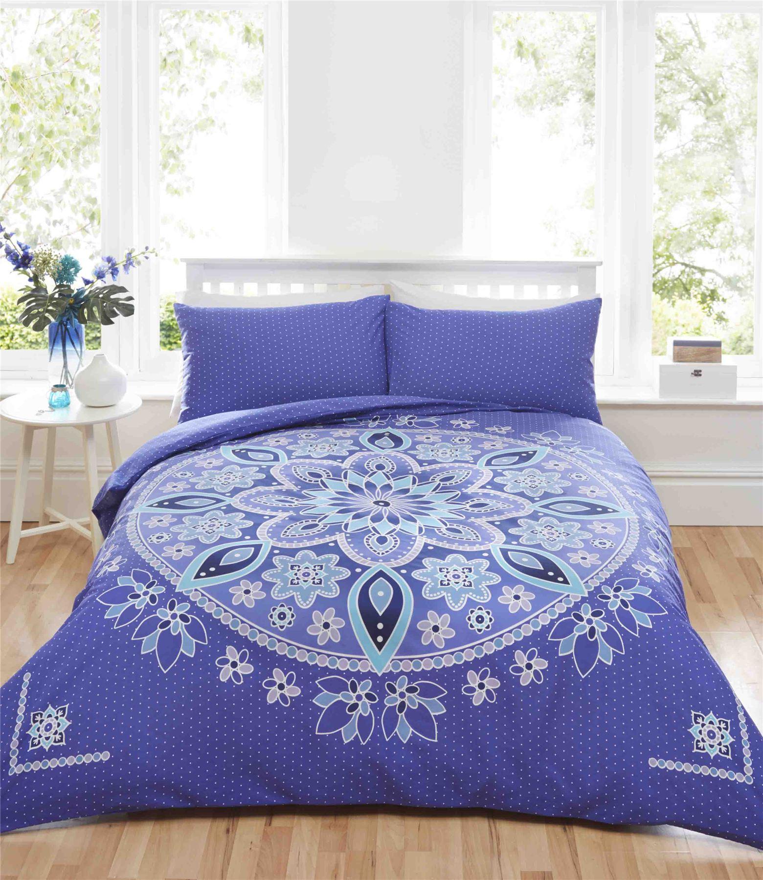 indian style elephant quilt duvet cover pillowcase. Black Bedroom Furniture Sets. Home Design Ideas