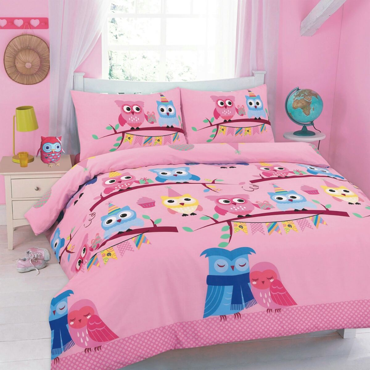 children kids junior single double quilt duvet covers p case bedding bed sets ebay. Black Bedroom Furniture Sets. Home Design Ideas