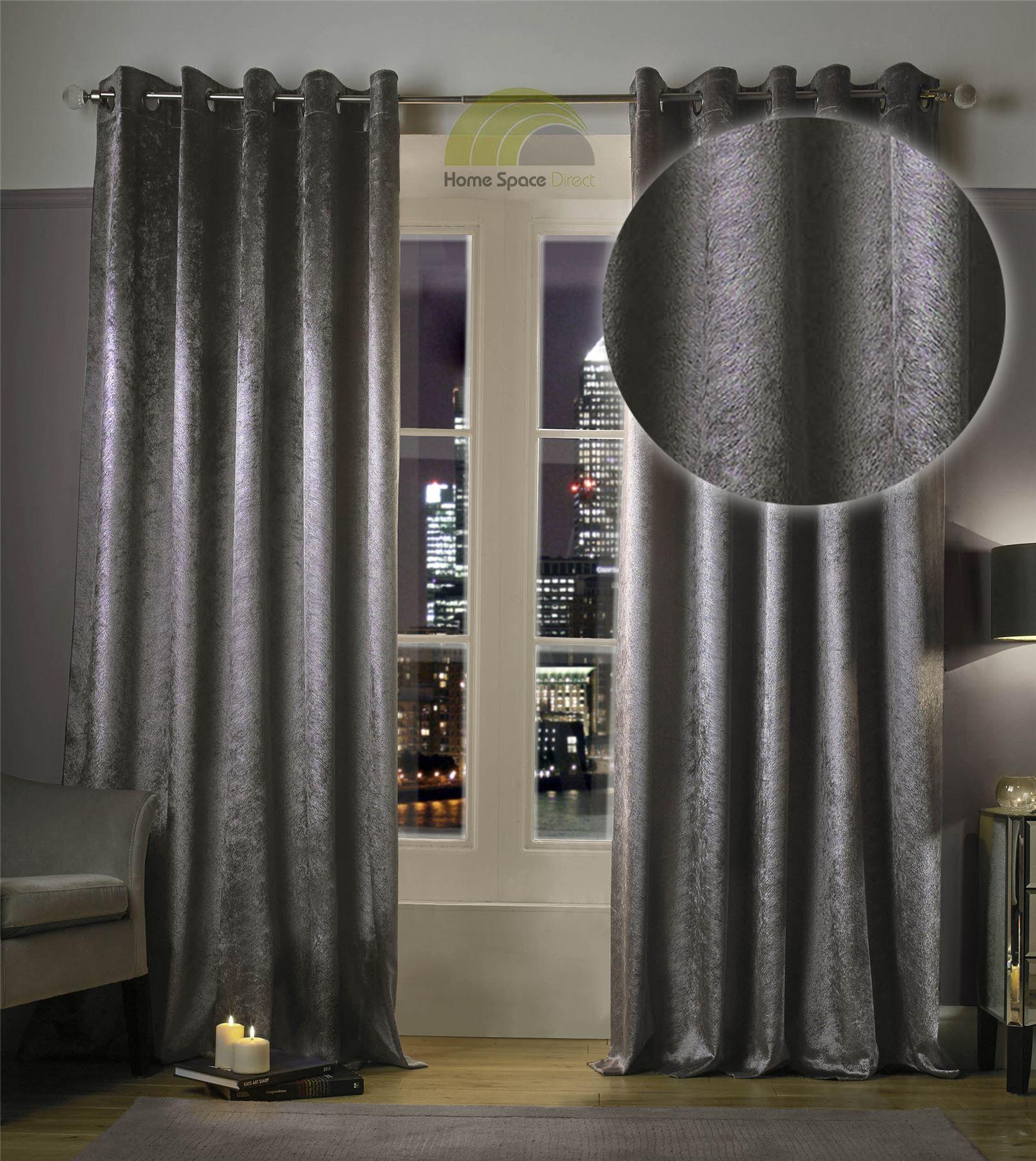 Velvet Curtains Ready Made Best Curtain Menzilperde Net