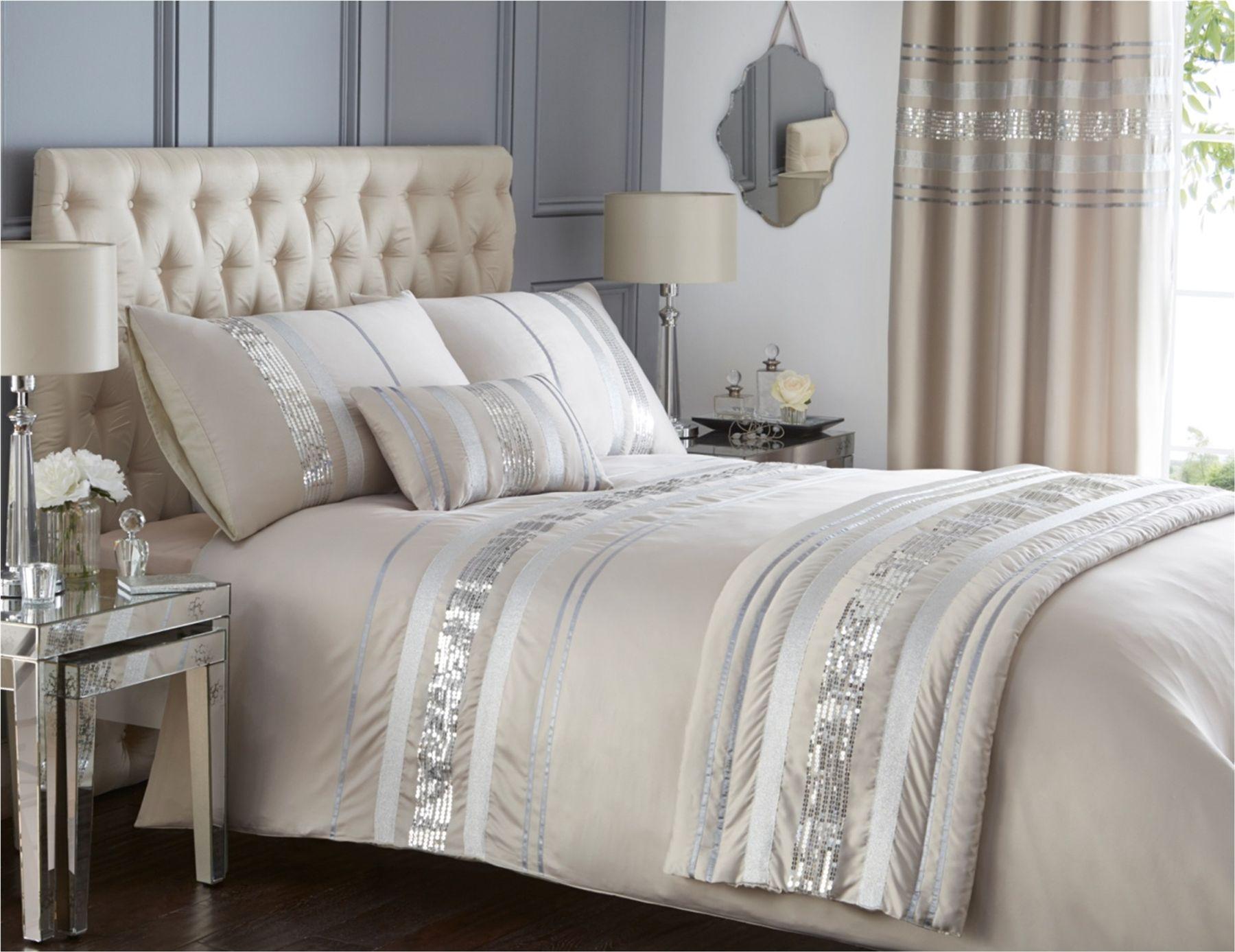 modern sequin quilt duvet cover   pillowcase bedding bed set  - modernsequinquiltduvetcoveramppillowcase