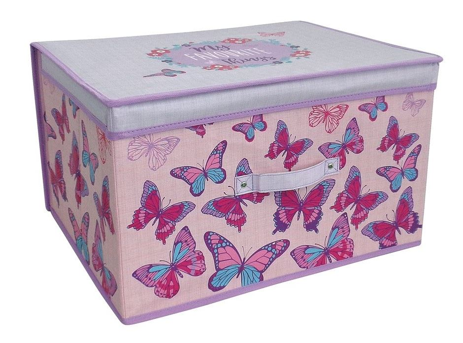 Kids Room Bedroom Storage Chest Unit Box With Lid For Sale: Kids Children's Storage Boxes With Lids Toy Chests Canvas